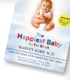 The Happiest Baby on the Block by Dr. Harvey Karp